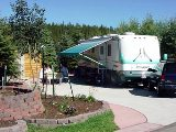 Campground RV Park lending.